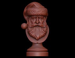 3D print model Santa Claus print