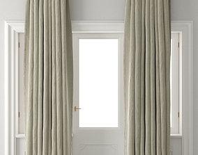 3D Curtain 009