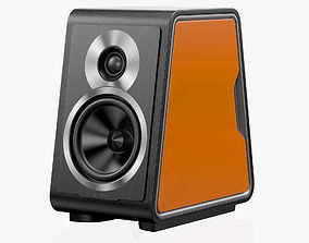 3D model Sonus faber Chameleon B Orange