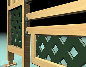 green wood jump 3D