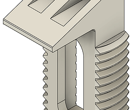 3D printable model The bracket of the canopy