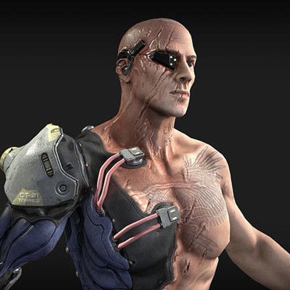Cyborg Runner