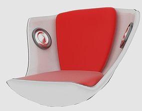 3D model Speaker Seat