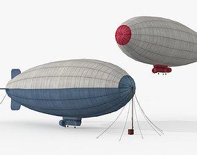 3D model Airships