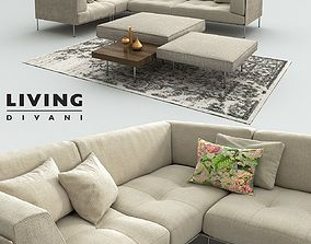 3D Rod and Upland - by Living Divani -