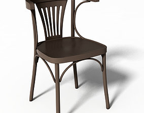 3D model chair Vienna