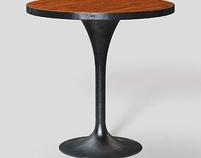 3D Aero round dinning Table