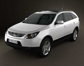Hyundai ix55 Veracruz 2011 3D