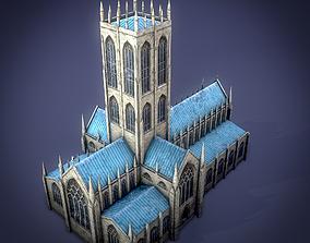 Doncaster Minster Church 3D model