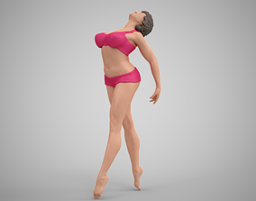 3D print model Dance Rehearsal