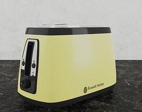 Russell Hobbs heritage toaster 3D