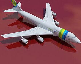 Transavia Airline 3D