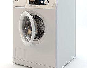 3D Miele Washing Machine 1