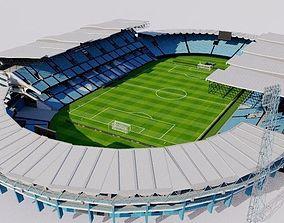 Estadio Balaidos - Celta de Vigo 3D model
