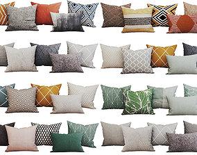 Decorative set pillow vol 2 3D model