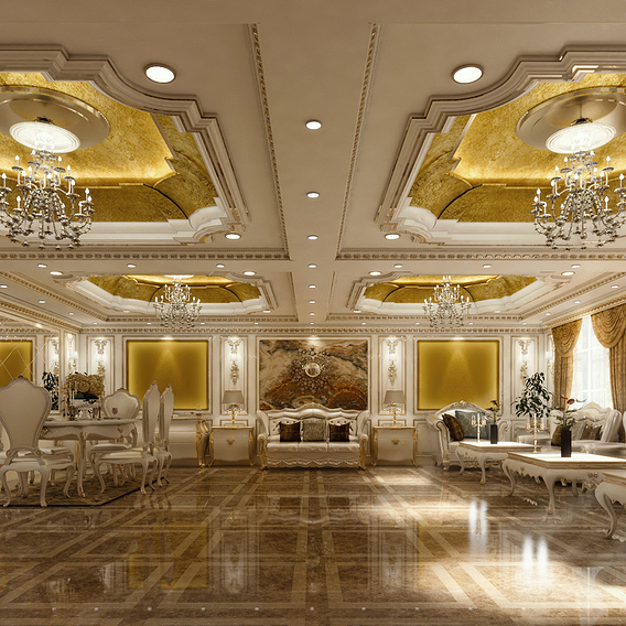 Luxury Classic Residential