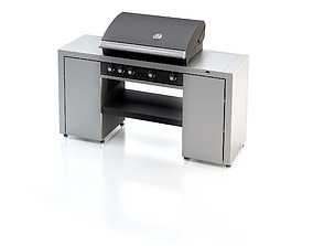 3D model Grill Grandhall
