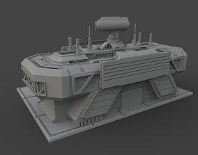 RTS Command Center 3D
