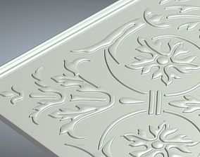 3D relief pattern 4