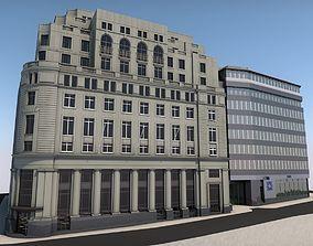 3D 60 Threadneedle Street - London