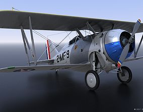 3D GRUMMAN F2F-1 US Marines 1939