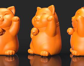 MANEKI NEKO 3D print model