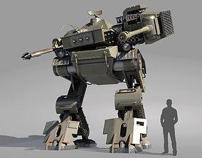 Mech-Tank 3D model