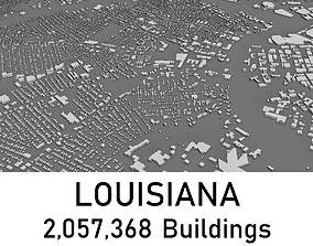 Louisiana - 2057368 3D Buildings realtime