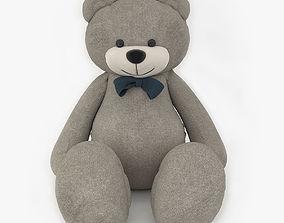 Teddy Bear plush 3D model