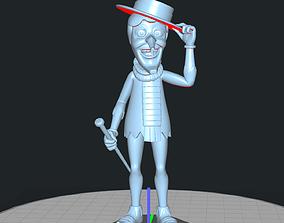 3D print model Snow Miser