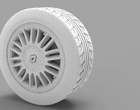 other RENAULT MEGANE RIM 3D PRINTER MODEL
