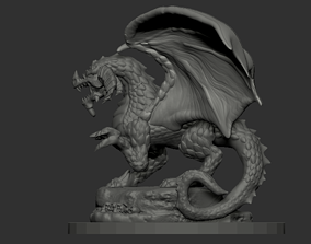 3D print model Valyndra Descent