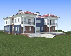 block House 3D