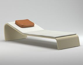 Chaise Lounge 3D