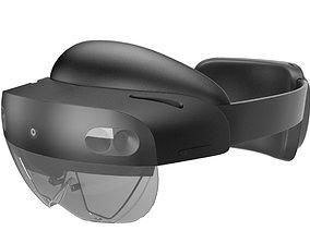 3D Microsoft Hololens 2