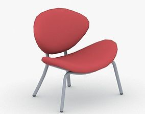 3D model realtime 0569 - Modern Chair