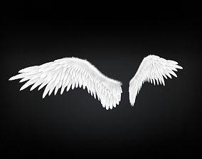 Angel Wings Type 2 3D model