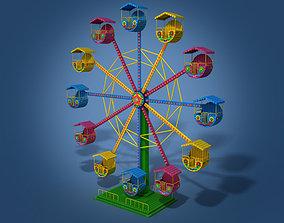 3D asset Ferriswheel