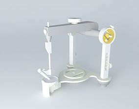 HANAU DENTAL ARTICULATOR 3D