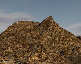 Desert Mountains 3D model
