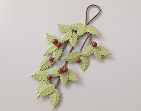 Mistletoe v2 3D model