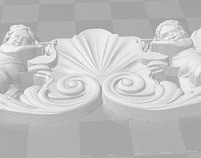 art Angel 1 cnc 3d print