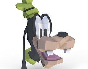 Goofy trophy 3D