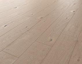 Wood Floor Oak Colonial Style Wildwood 3D model