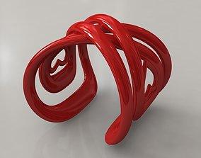 3D printable model Infinite Love Bracelet