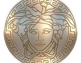 3D model Versace Emblem