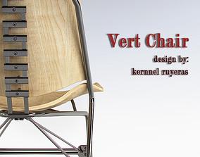 3D model Vert Chair