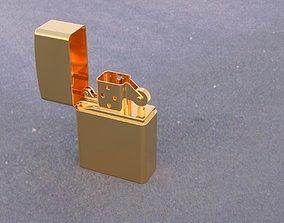 Zippo download 3D model