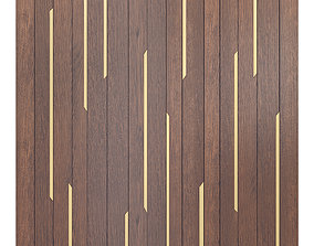 3D Decor wood Panel 21