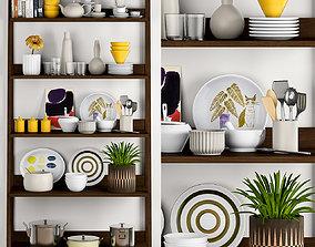 decorative set -20 3D model